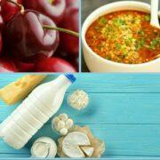 غذاهای مفید برای کرونا ،